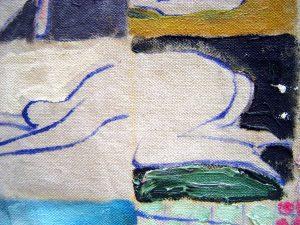 Plágaro: evolution of paintings 1985-2